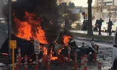 Τέσσερις νεκροί και τραυματίες μετά από έκρηξη στη Σμύρνη