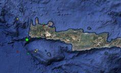 Συνεχείς σεισμοί ταρακουνούν τον Νομό Χανίων