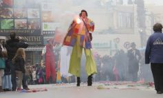 Μεγάλη καρναβαλική παρέλαση και πάρτι στο κέντρο του Ηρακλείου