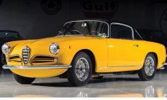Σε δημοπρασία αυτή η κλασική Alfa Romeo 1900C SS Coupe