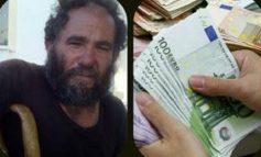 Κτηνοτρόφος από την Ιεράπετρα βρήκε και παρέδωσε τσάντα με 12.000 ευρώ