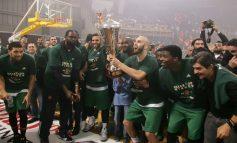 Παναθηναϊκός-Άρης 68-59: Οι πράσινοι κατέκτησαν την κούπα!