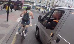 Απίστευτο: Δείτε πως εκδικήθηκε ποδηλάτισσα οδηγό που την παρενόχλησε
