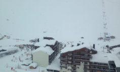 Χιονοστιβάδα χτύπησε σε πίστα σκι στις Γαλλικές Άλπεις