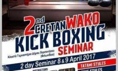 Σεμινάριο Kick Boxing στη Χερσόνησο