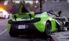 Απίστευτα ατυχήματα με πανάκριβα αυτοκίνητα