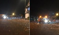 Ισχυρή έκρηξη στη Μ. Βρετανία - Έπεσαν δυο κτίρια