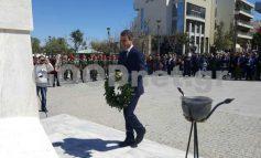 Δηλώσεις του Κ. Μητσοτάκη από την παρέλαση στο Ρέθυμνο