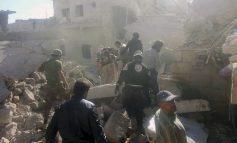 33 νεκροί στη Ράκα μετά από βομβαρδισμό σχολείου
