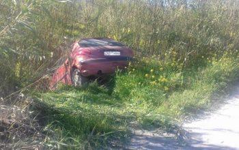 Μεσαρά: ΙΧ αυτοκίνητο έπιασε τα χωράφια!