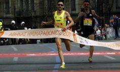 O Κρητικός Γιάννης Ζερβάκης είναι ο νικητής στον 6ο Ημιμαραθώνιο της Αθήνας