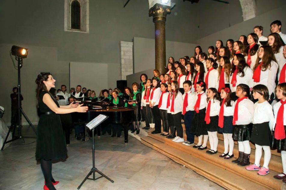 Συναυλία από την παιδική-νεανική χορωδία Ηρακλείου στο «Μ. Χατζιδάκις» –  Cretanmagazine.gr a3795b8d04d