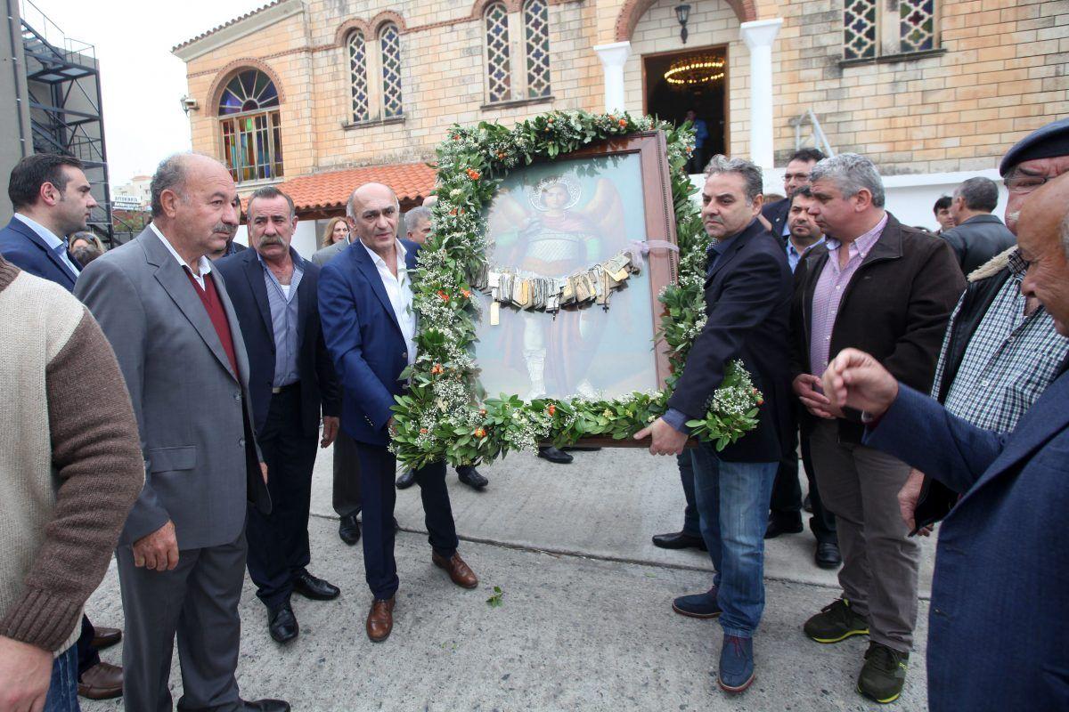 Η γιορτή του Συνδέσμου Κρεοπωλών Ν. Ηρακλείου