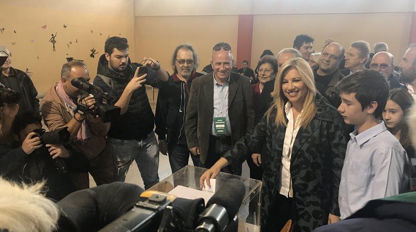 Πρωτοφανής συμμετοχή στις Εκλογές της Κεντροαριστεράς
