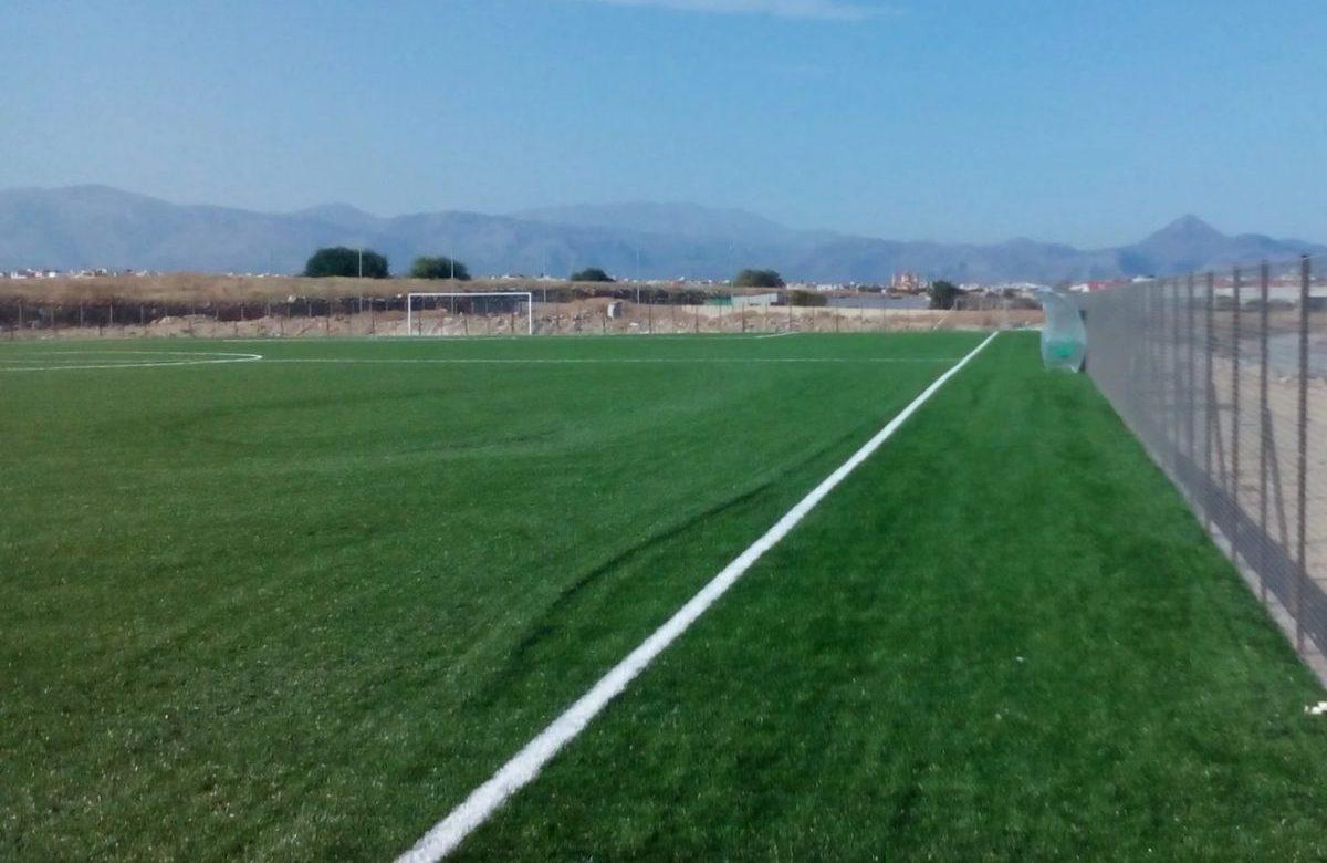 Έτοιμο το Ικάριο Γήπεδο Ποδοσφαίρου στη Νέα Αλικαρνασσό