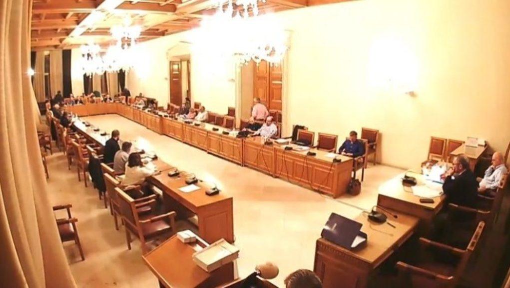 δημοτικό συμβούλιο δήμου Ηρακλείου