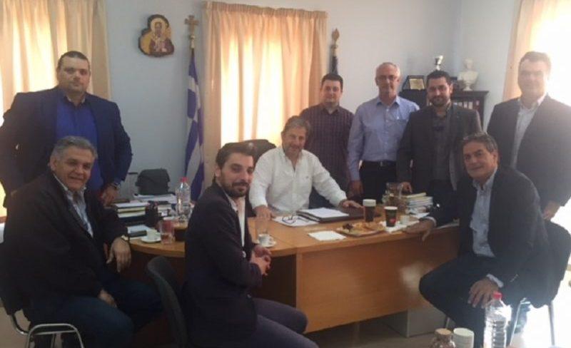 H Επιμελητηριακή Σύμπραξη στο Δήμο Γόρτυνας