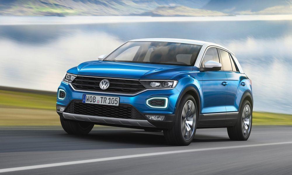 Το VW T-Roc στην Ελλάδα και πόσο κοστίζει