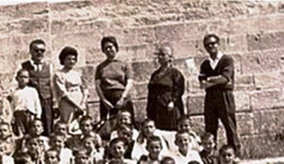 Αναμνήσεις από το παλιό Δημοτικό Σχολείο Γαλιάς το 1930-40