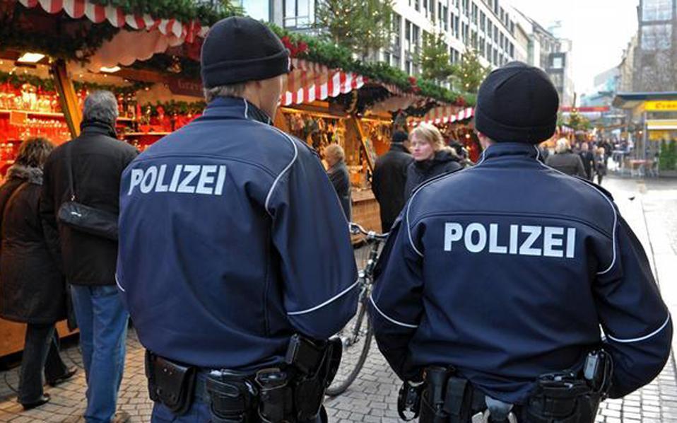 αστυνομία Γερμανία