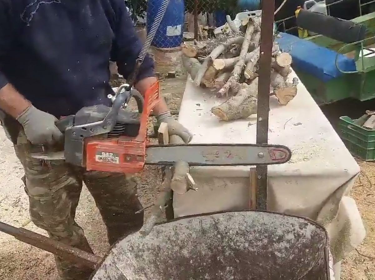 πατέντα για ξύλα