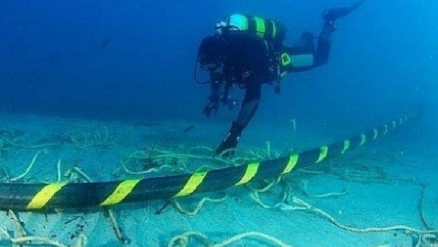 θαλάσσια ηλεκτρική διασύνδεση