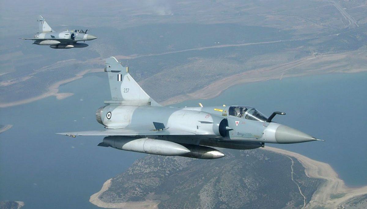 Αεροπλάνο Μιράζ 2000-5