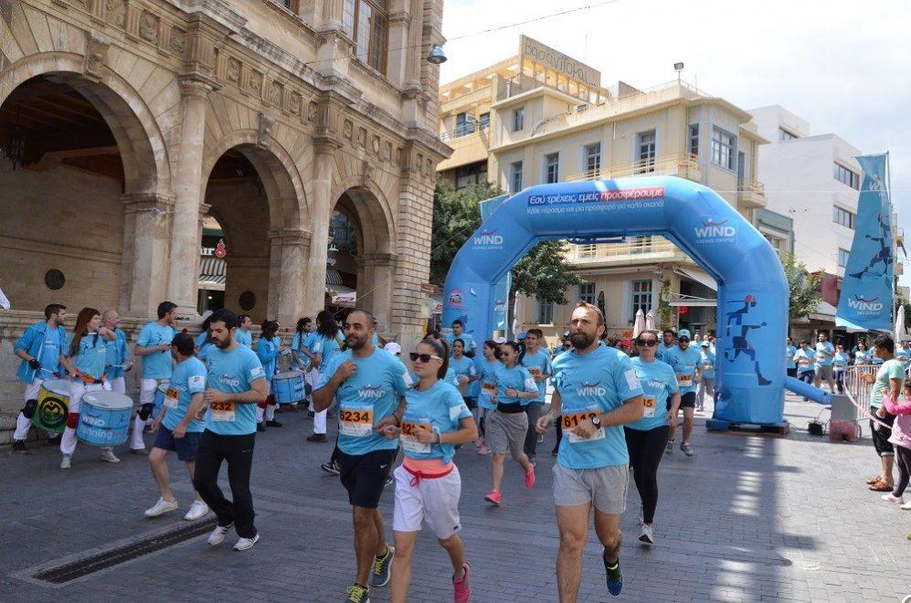 Run Greece – Ηράκλειο