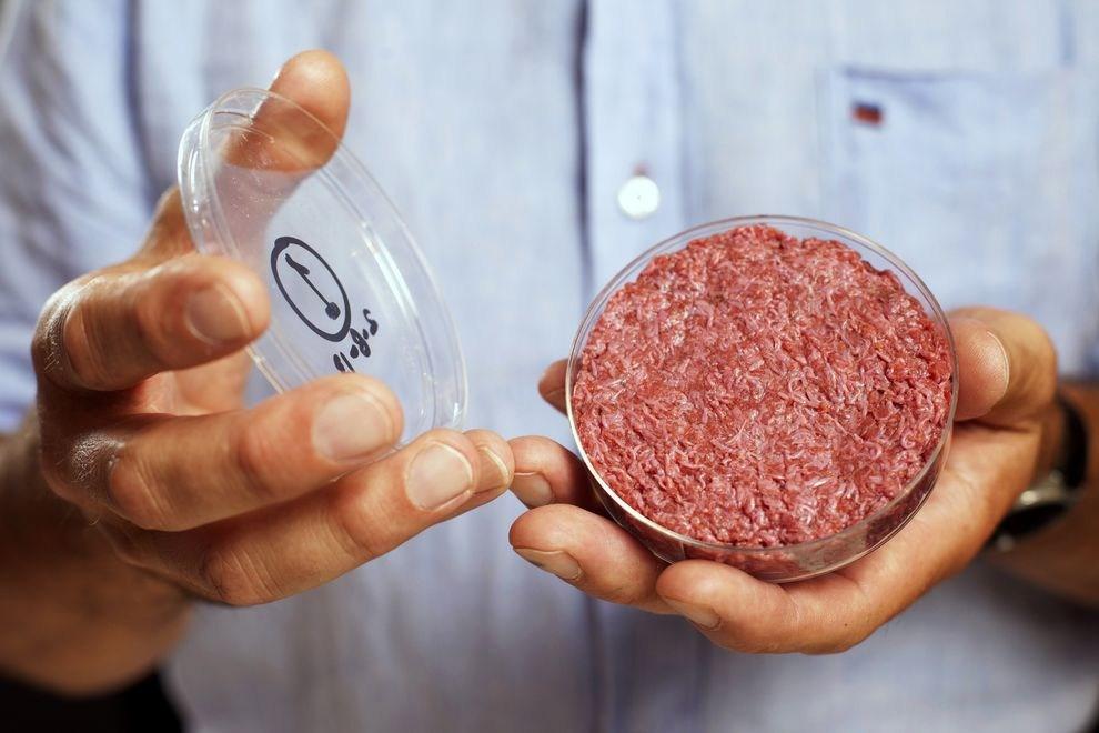Αποτέλεσμα εικόνας για συνθετικό κρέας