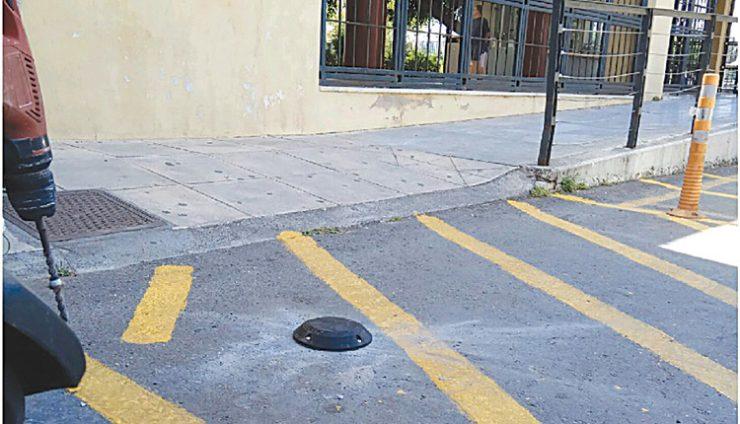 Τέλος το παράνομο παρκάρισμα στο Ηράκλειο: Ήρθαν οι… έξυπνοι αισθητήρες