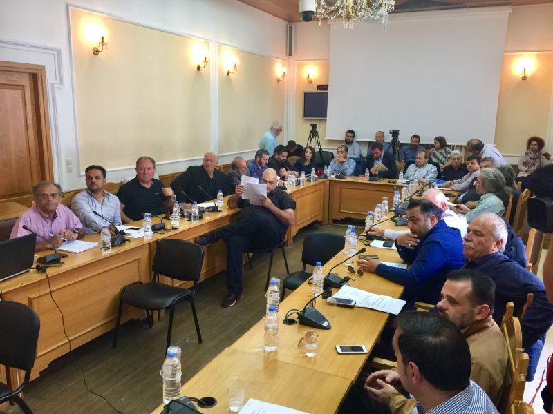 Απόφαση του Περιφερειακού Συμβουλίου Κρήτης για το νομοσχέδιο Αυτοδιοίκησης
