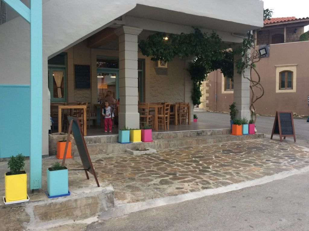 Ένα εκπληκτικό Καφενείο στην Αρχαία Ελεύθερνα με ιστορία 100 χρόνων