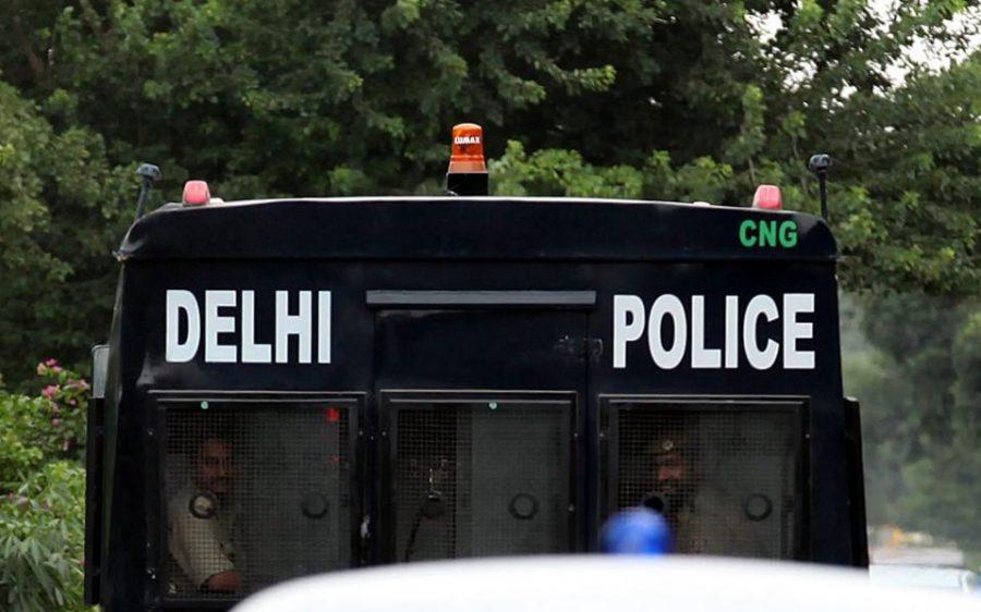 αστυνομία στην Ινδία