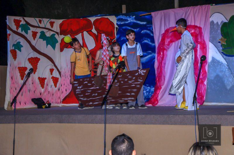 3η μέρα του μαθητικού φεστιβάλ: Συνεχίζουν να μας συναρπάζουν οι μικροί ηθοποιοί
