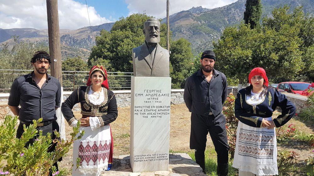 Γεώργιος Ανδρεδάκης: Ο Αλτρουιστής Γιατρός, ο Ιδεαλιστής Πολιτικός, ο Φλογερός Επαναστάτης