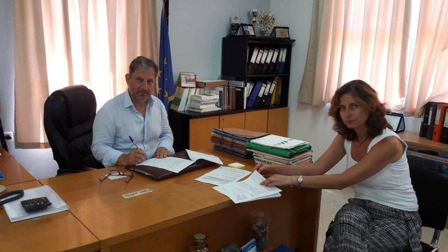 Περιφράζουν τις γεωτρήσεις στο Δήμο Γόρτυνας