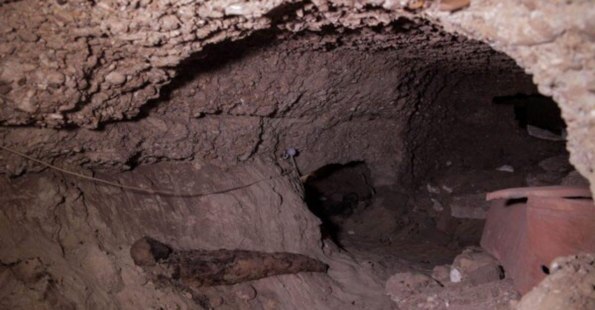 Αιγυπτιακός τάφος
