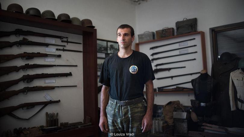 Αφιέρωμα του BBC στον Χανιώτη που κρατά ζωντανή την ιστορία