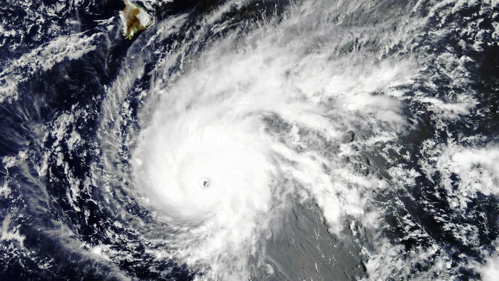 τυφώνας στη Χαβάη