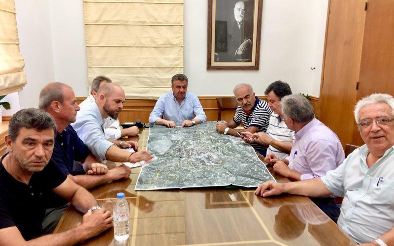 3 εκ. ευρώ για τη μελέτη του δρόμου Απομαρμά – παράκαμψη Ζαρού