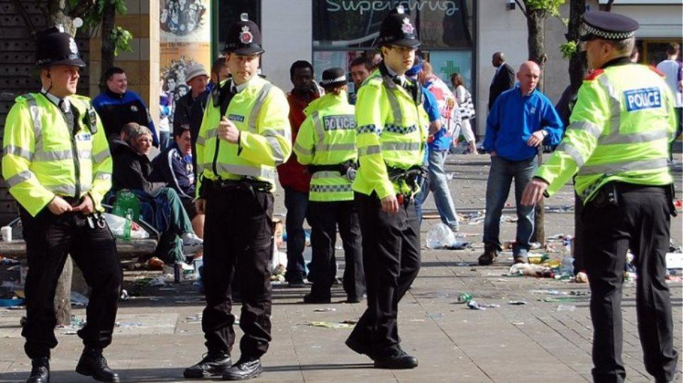 αστυνομία Αγγλίας