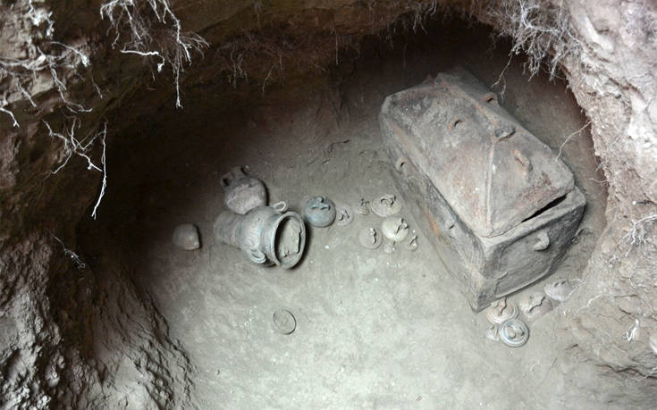 τάφος στην Ιεράπετρα