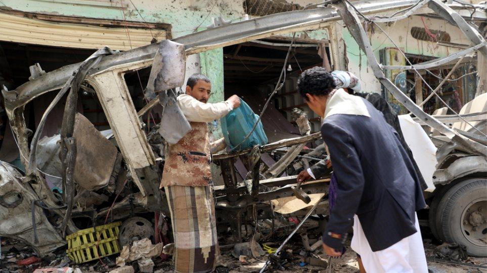 Αμερικανικής κατασκευής η βόμβα που σκότωσε 51 ανθρώπους στην Υεμένη