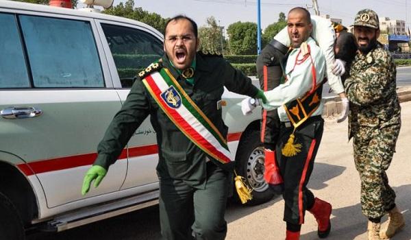μακελειό στο Ιράν