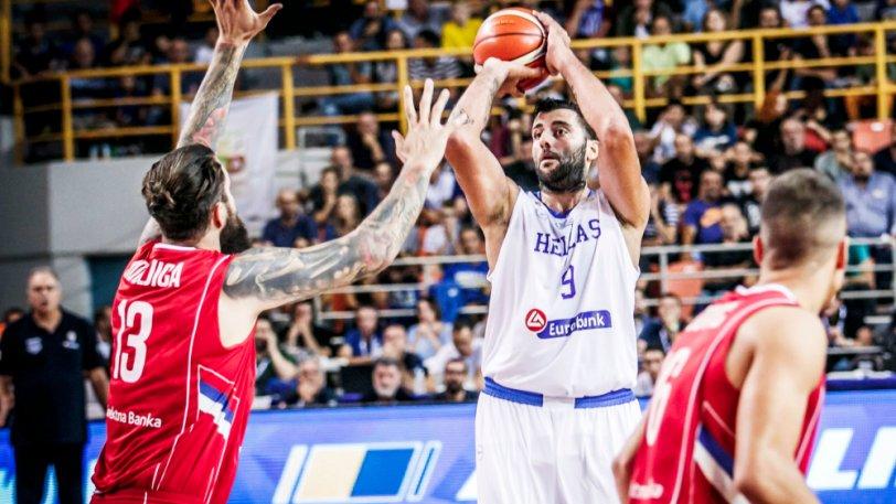 Εθνική Ελλάδας μπάσκετ