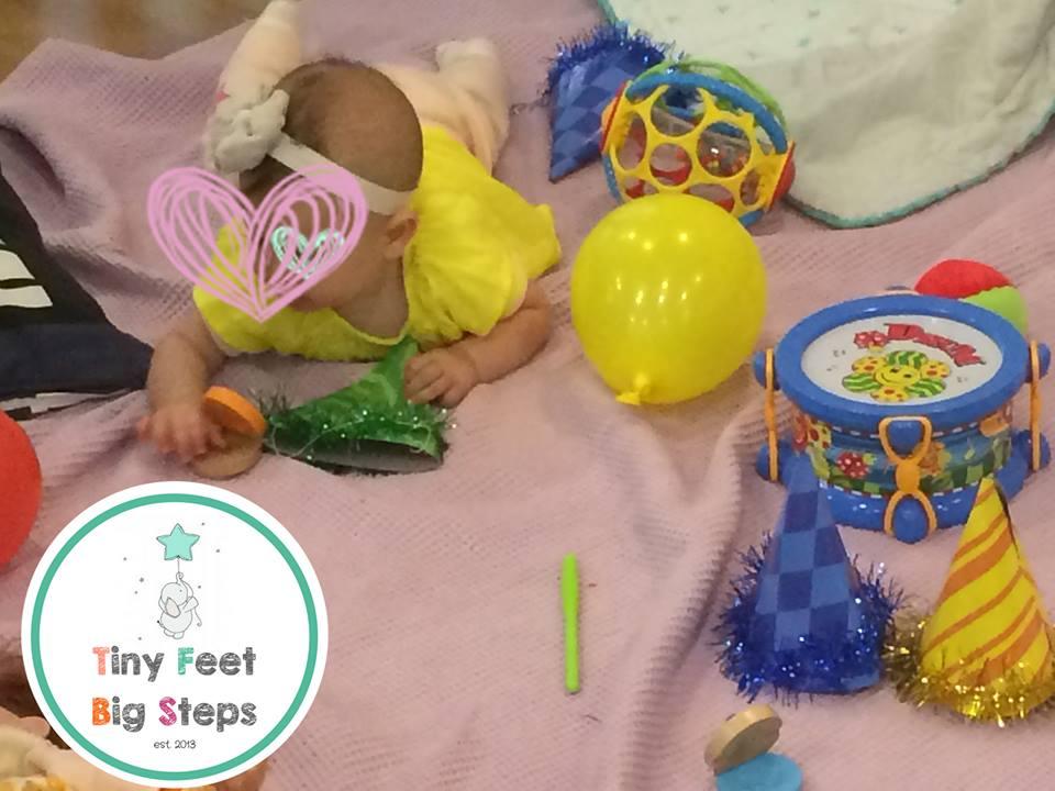Tiny Feet Big Steps: το πιο διασκεδαστικό πρόγραμμα για μωρά, στις Μοίρες
