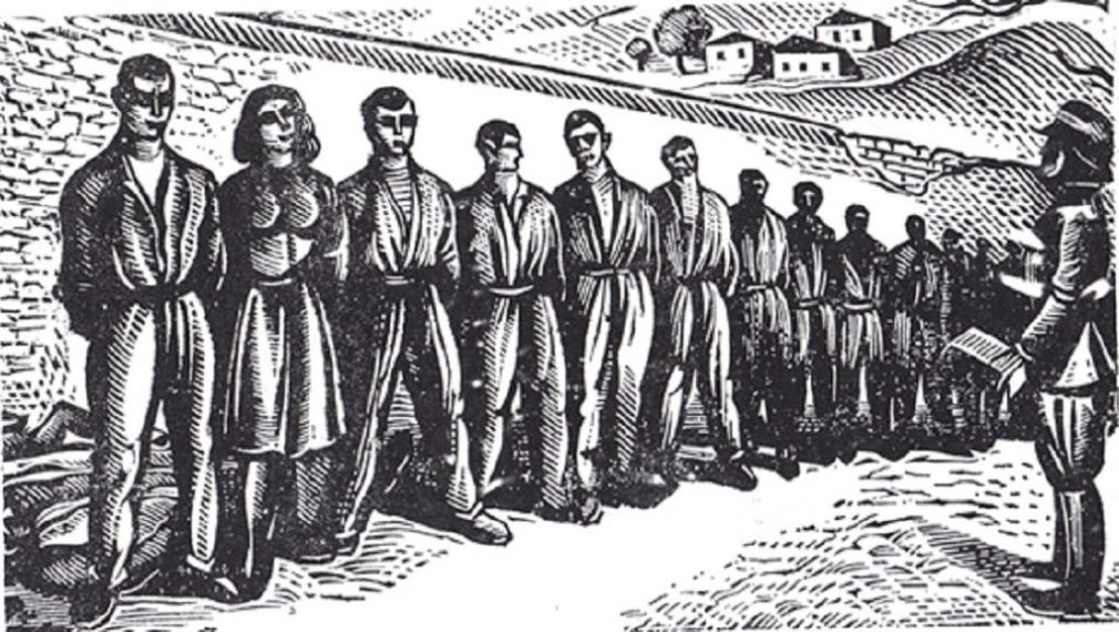 Γερμανικές εκτελέσεις