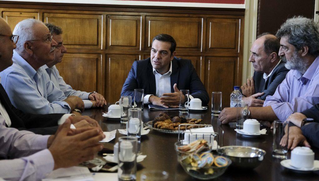 Στα Χανιά ο πρωθυπουργός – Συναντήσεις με φορείς