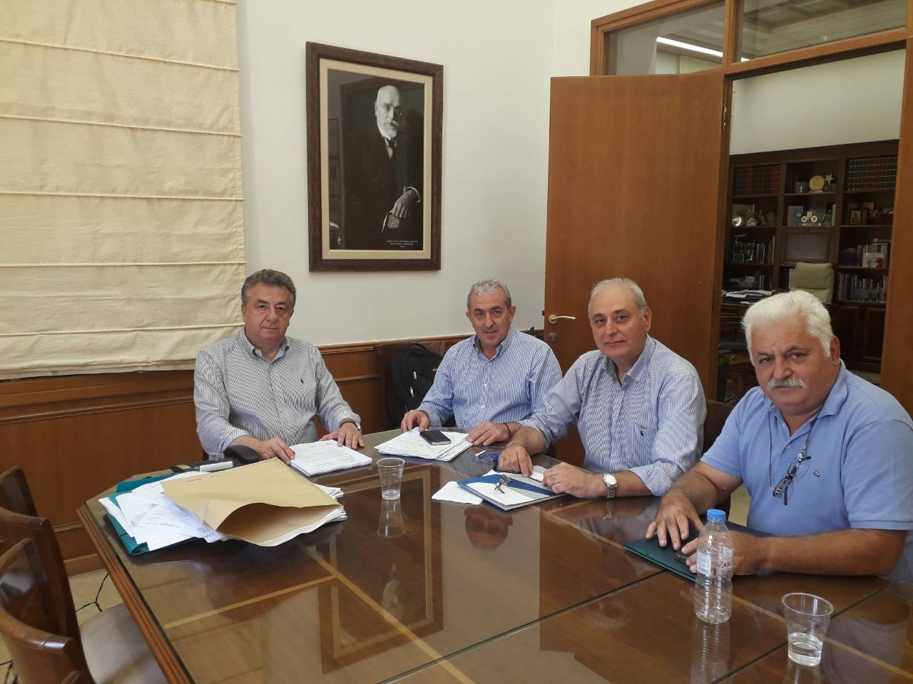 Χρηματοδότηση για την αποκατάσταση του επαρχιακού δρόμου Αμιρών Άρβης