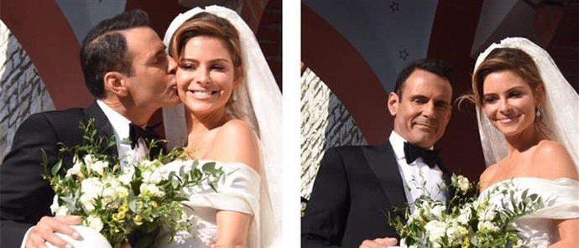 Γάμος «αλά ελληνικά» για τη Μαρία Μενούνος